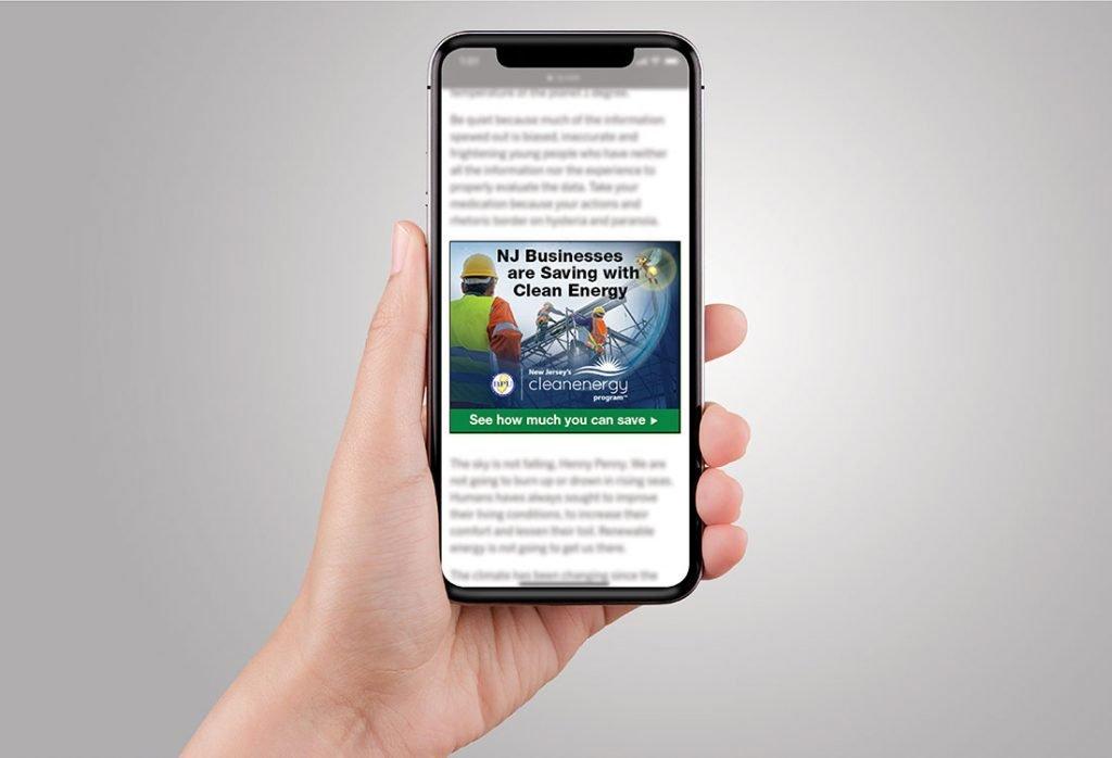 BPU – NJ Clean Energy Program – B2B Mobile