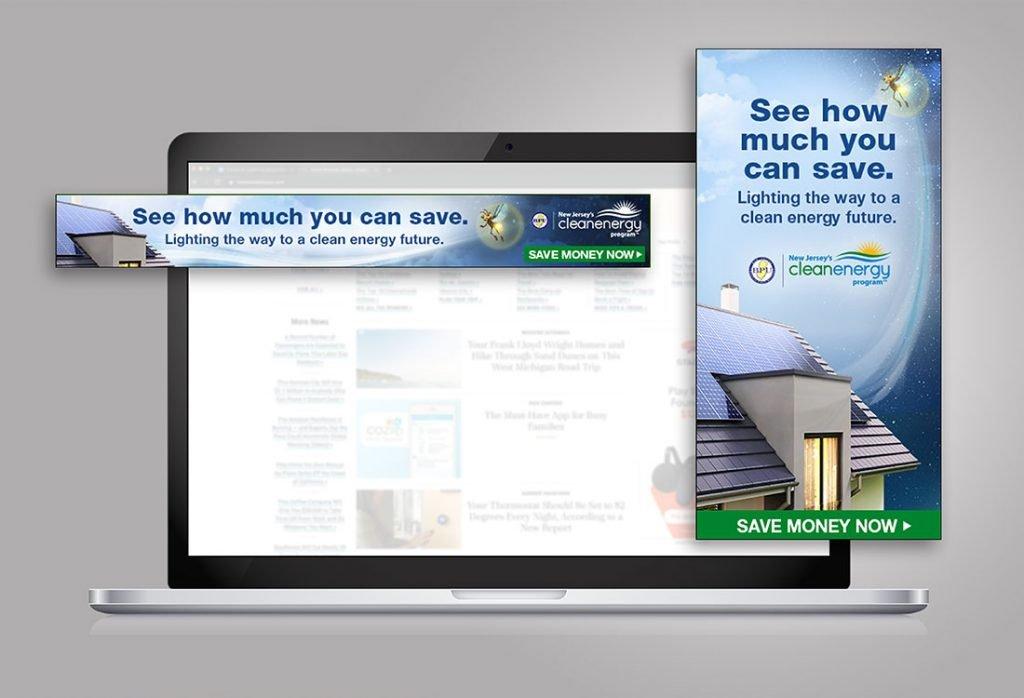 BPU – NJ Clean Energy Program – B2B Banners