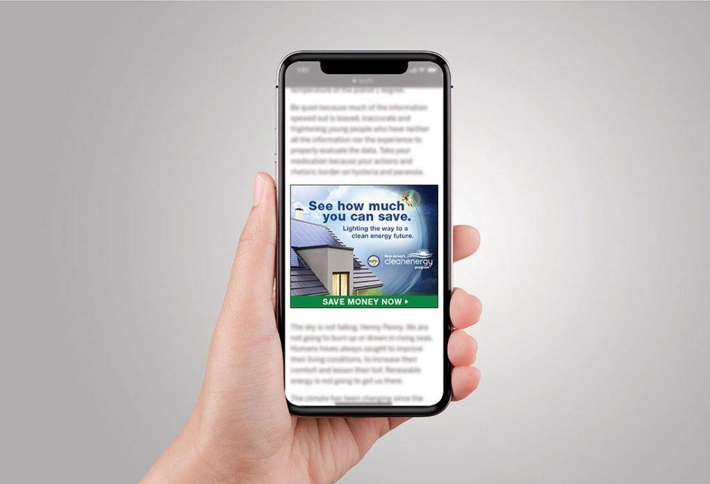 BPU – NJ Clean Energy Program – Consumer Mobile