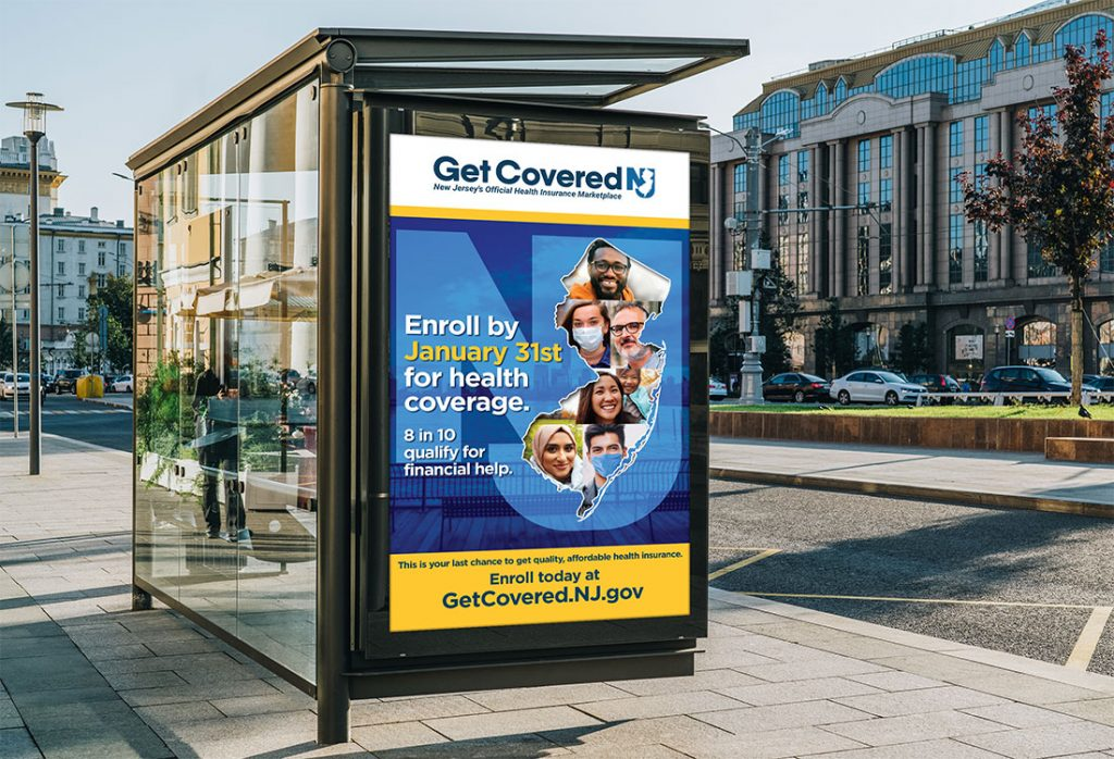 Get Covered – Bus Shelter