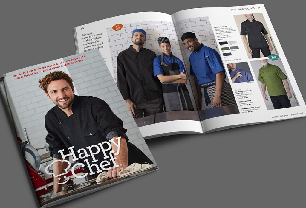 Happy Chef – Catalog