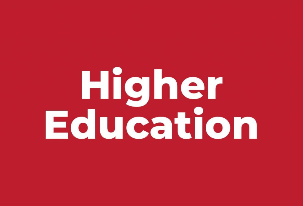 Higher Education – Case Study