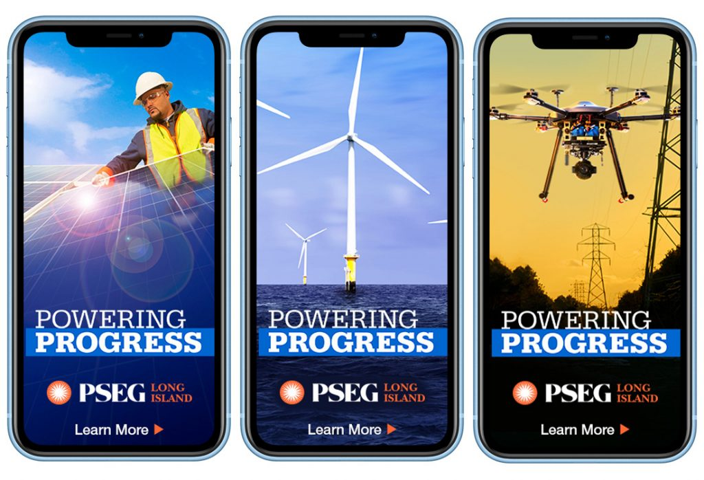 PSEG Long Island – Powering Progress – Banner