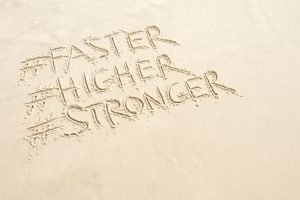 #Faster #Higher #Stronger