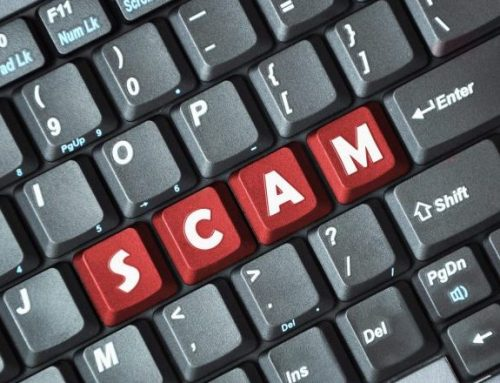 Email Scams Happen Every Day