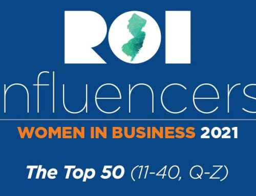 Monica C. Smith Named to ROI-NJ's Top 50 Influential Women in Business