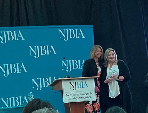 Monica C. Smith Presented With 2021 NJBIA Caren Franzini Leadership Award