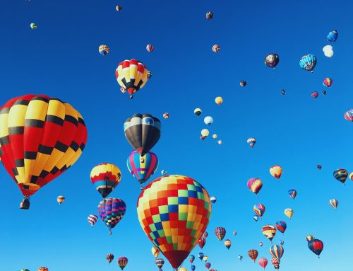NJ Lottery Festival of Ballooning: Strategic Relationships Drive Outcomes
